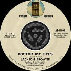 Doctor My Eyes / Looking Into You [Digital 45]