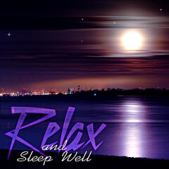 Relax and Sleep Well - Soothing Nature Sounds, Relaxing Piano Music, Trouble Sleeping, Deep Meditation, Inner Peace, Restful Sleep