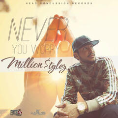 Never You Worry - Single