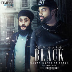 Shades of Black (feat. Fateh) - Single