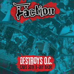 Destroys O.C. - Cab's 50th B-Day Bash! (2015)