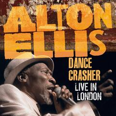 Dance Crasher Live in London album art