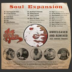 Soul Expansion (Unreleased and Remixes)