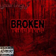Broken album art