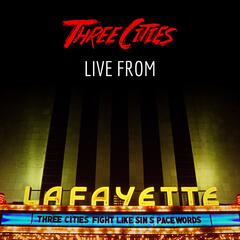 Live from Lafayette album art