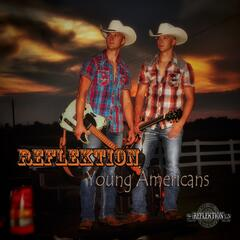 Young Americans album art