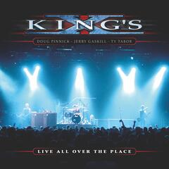 Live All over the Place album art