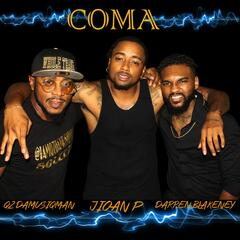 Coma (feat. JIOAN P & DARREN BLAKENEY) album art