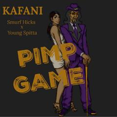 Pimp Game (feat. SMURF HICKS & YOUNG SPITTA) album art