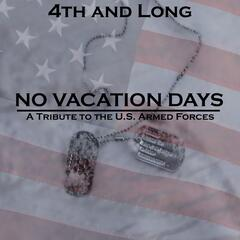 No Vacation Days: A Tribute to the U.S. Armed Forces album art