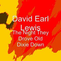 The Night They Drove Old Dixie Down album art