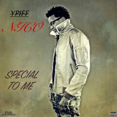 Special to Me (feat. YPIFF) album art