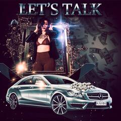 Let's Talk album art