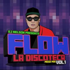Flow La Discoteka Mega Mix, Vol.1 album art