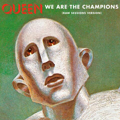 We Are The Champions (Raw Sessions Version) album art