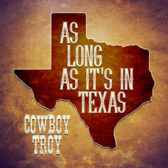 As Long As It's In Texas album art