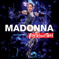 Rebel Heart Tour (Live) album art
