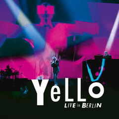 Live In Berlin album art