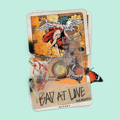 Bad At Love Remixes album art