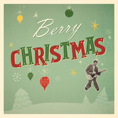 Berry Christmas album art