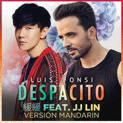 Despacito 緩緩 album art