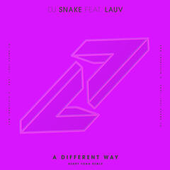 A Different Way album art