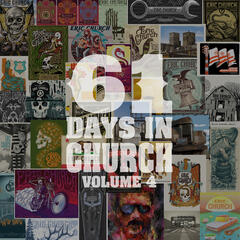 61 Days In Church Volume 4 album art