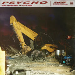 Psycho [ft. Ty Dolla $ign] album art