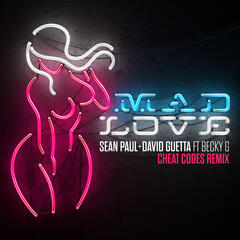 Mad Love album art