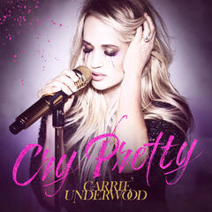 Cry Pretty album art