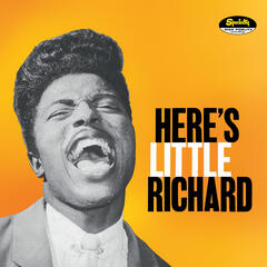 Here's Little Richard (Deluxe Edition) album art