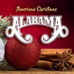 American Christmas album art