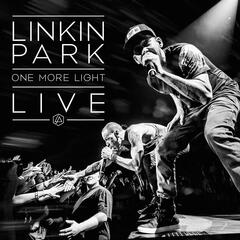 One More Light Live album art