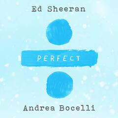 Perfect Symphony (with Andrea Bocelli) album art