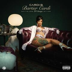 Bartier Cardi (feat. 21 Savage) album art