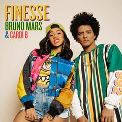 Finesse (Remix) [feat. Cardi B] album art