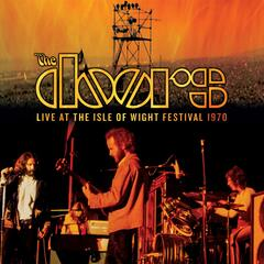 Break On Through (To The Other Side) [Live At Isle Of Wight Festival 1970] album art