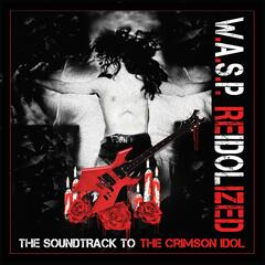 ReIdolized (The Soundtrack to the Crimson Idol) album art