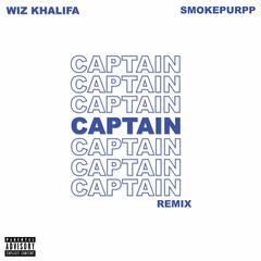 Captain (feat. Smokepurpp) [Remix] album art