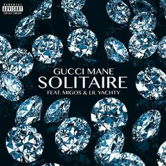 Solitaire (feat. Migos & Lil Yachty) album art