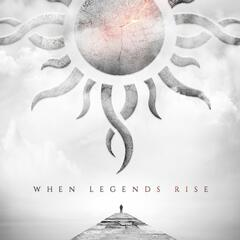 When Legends Rise album art