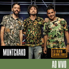 Muntchako no Estúdio Showlivre (Ao Vivo) album art