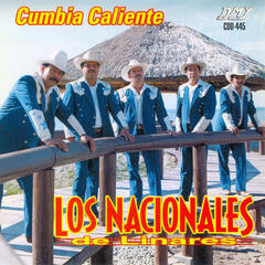 Cumbia Caliente album art