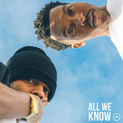 All We Know (feat. Trizz) album art