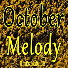 October Melody album art