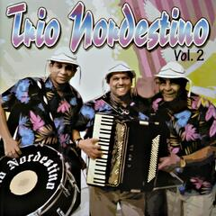 Trio Nordestino, Vol. 2 album art