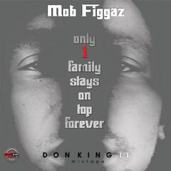 Don King II Mixtape album art