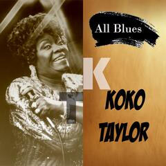All Blues, Koko Taylor album art