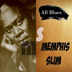 All Blues, Memphis Slim album art