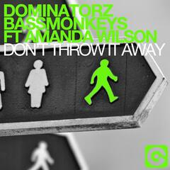 Don't Throw It Away album art